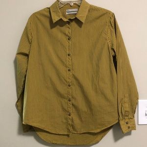 Urban Outfitters Shirt top Button down SZ S